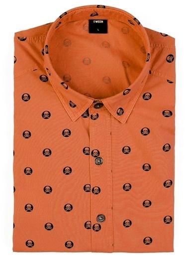 Tween Gömlek Oranj